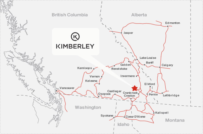 Maps  City of Kimberley